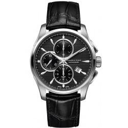 Buy Men's Hamilton Watch Jazzmaster Auto Chrono H32596731