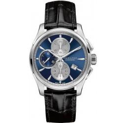 Buy Men's Hamilton Watch Jazzmaster Auto Chrono H32596741
