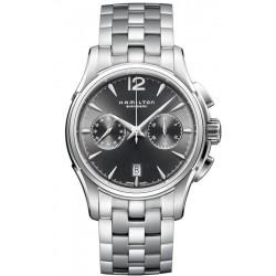 Buy Men's Hamilton Watch Jazzmaster Auto Chrono H32606185