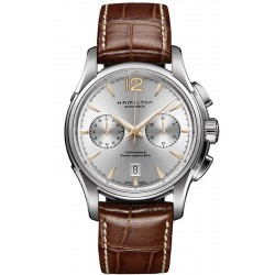 Buy Men's Hamilton Watch Jazzmaster Auto Chrono H32606555