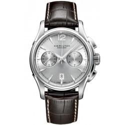 Buy Men's Hamilton Watch Jazzmaster Auto Chrono H32606855