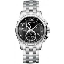Buy Men's Hamilton Watch Jazzmaster Chrono Quartz H32612135