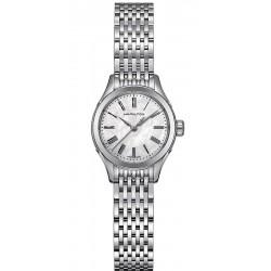 Buy Women's Hamilton Watch Valiant Quartz H39251194 Mother of Pearl