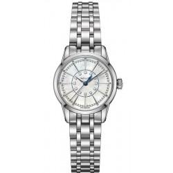 Buy Women's Hamilton Watch Railroad Lady Quartz H40311191 Diamonds