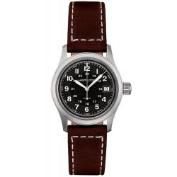 Buy Women's Hamilton Watch Khaki Field Quartz H68311533