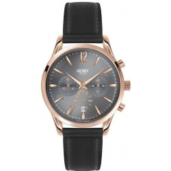 Buy Unisex Henry London Watch Finchley HL39-CS-0122 Quartz Chronograph
