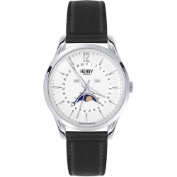 Buy Unisex Henry London Watch Edgware HL39-LS-0083 Moonphase Quartz