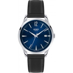 Buy Unisex Henry London Watch Knightsbridge HL39-S-0031 Quartz