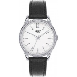 Buy Women's Henry London Watch Edgware HL39-SS-0019 Quartz