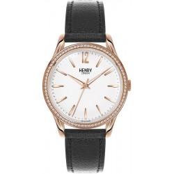 Buy Women's Henry London Watch Richmond HL39-SS-0032 Quartz