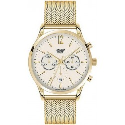 Buy Unisex Henry London Watch Westminster HL41-CM-0020 Quartz Chronograph