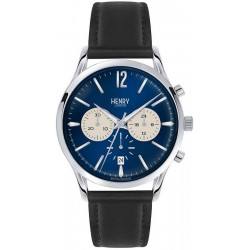 Buy Men's Henry London Watch Knightsbridge HL41-CS-0039 Quartz Chronograph