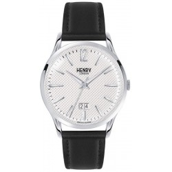 Buy Men's Henry London Watch Edgware HL41-JS-0021 Quartz