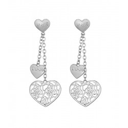 Buy Women's Liu Jo Luxury Earrings Trama LJ909