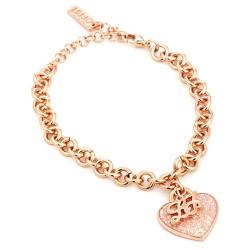 Buy Women's Liu Jo Luxury Bracelet Illumina LJ920 Heart