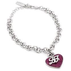 Buy Women's Liu Jo Luxury Bracelet Illumina LJ923 Heart