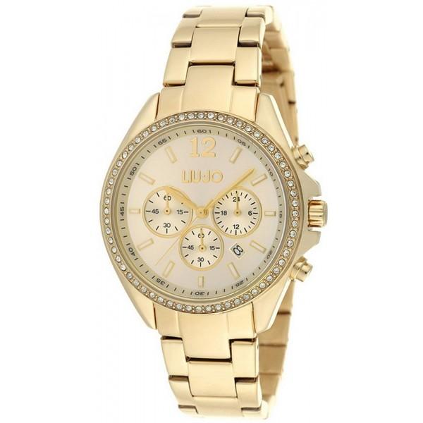 Buy Women's Liu Jo Luxury Watch Première TLJ1039 Chronograph