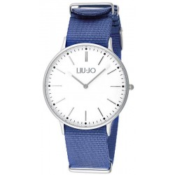 Buy Men's Liu Jo Luxury Watch Navy TLJ1041