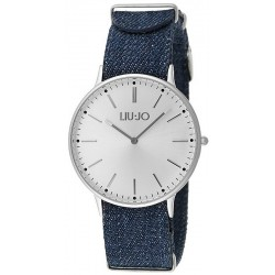 Buy Men's Liu Jo Luxury Watch Navy TLJ1043