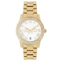 Women's Liu Jo Luxury Watch Steel Infinity TLJ433