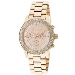 Women's Liu Jo Luxury Watch Steeler TLJ698 Chronograph