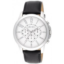Buy Men's Liu Jo Luxury Watch Jet TLJ824 Chronograph