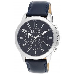 Buy Men's Liu Jo Luxury Watch Jet TLJ825 Chronograph