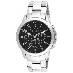 Buy Men's Liu Jo Luxury Watch Jet TLJ828 Chronograph