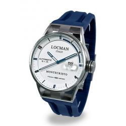 Buy Men's Locman Watch Montecristo Automatic 051100WHFBL0GOB