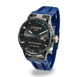 Buy Men's Locman Watch Montecristo Automatic 0511KNBKFBL0GOB
