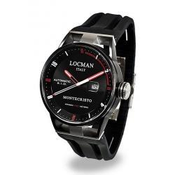 Buy Men's Locman Watch Montecristo Automatic 0511KNBKFRD0GOK