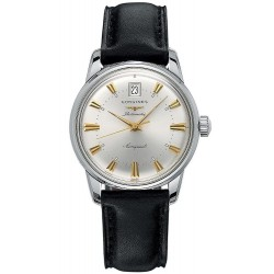 Buy Unisex Longines Watch Conquest Heritage L16114752 Automatic