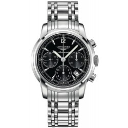 Buy Men's Longines Watch Saint-Imier L27524526 Automatic Chronograph