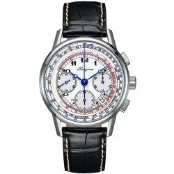 Buy Men's Longines Watch Heritage Tachymeter Automatic Chronograph L27814132