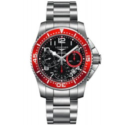 Buy Men's Longines Watch Hydroconquest L36964596 Automatic Chronograph