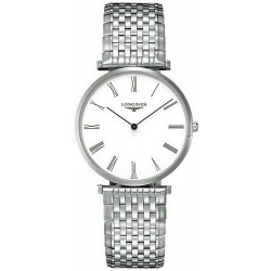 Buy Unisex Longines Watch La Grande Classique L47554116 Quartz
