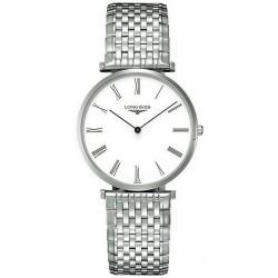 Buy Unisex Longines Watch La Grande Classique L47554116 Quartz