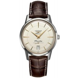 Buy Men's Longines Watch Heritage Flagship Automatic L47954782