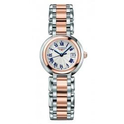 Buy Women's Longines Watch Primaluna Steel & Gold L81105786 Quartz
