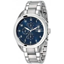 Buy Men's Maserati Watch Traguardo R8853112505 Quartz Multifunction