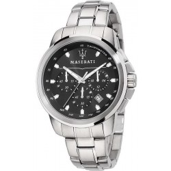 Buy Men's Maserati Watch Successo R8873621001 Quartz Chronograph