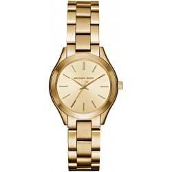 Women's Michael Kors Watch Mini Slim Runway MK3512