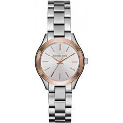 Women's Michael Kors Watch Mini Slim Runway MK3514