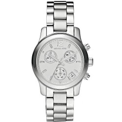 Women's Michael Kors Watch Mini Runway MK5428 Chronograph