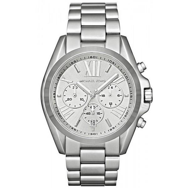 Buy Unisex Michael Kors Watch Bradshaw MK5535 Chronograph