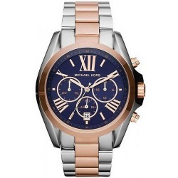 Buy Unisex Michael Kors Watch Bradshaw MK5606 Chronograph