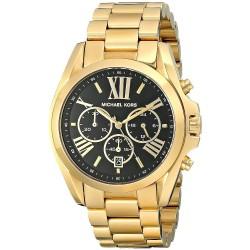 Buy Unisex Michael Kors Watch Bradshaw MK5739 Chronograph