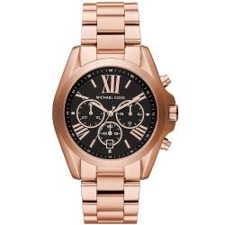 Buy Unisex Michael Kors Watch Bradshaw MK5854 Chronograph