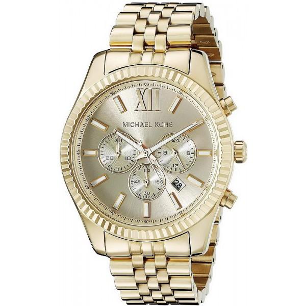 Buy Men's Michael Kors Watch Lexington MK8281 Chronograph
