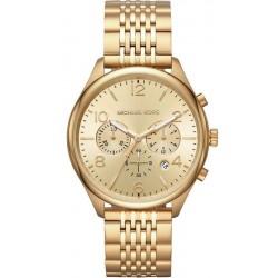 Buy Men's Michael Kors Watch Merrick MK8638 Chronograph